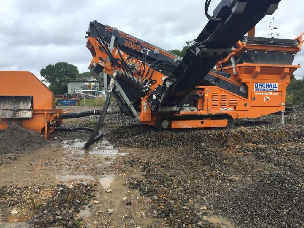bagnall construction machinery