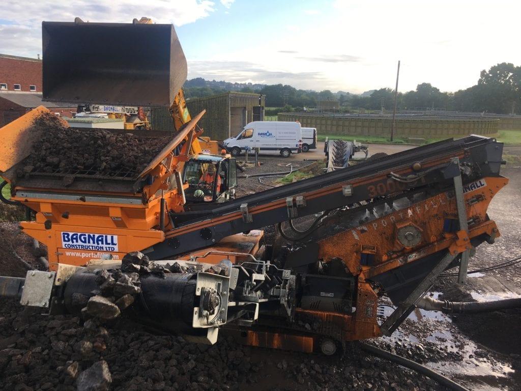 bagnall construction machinery 2